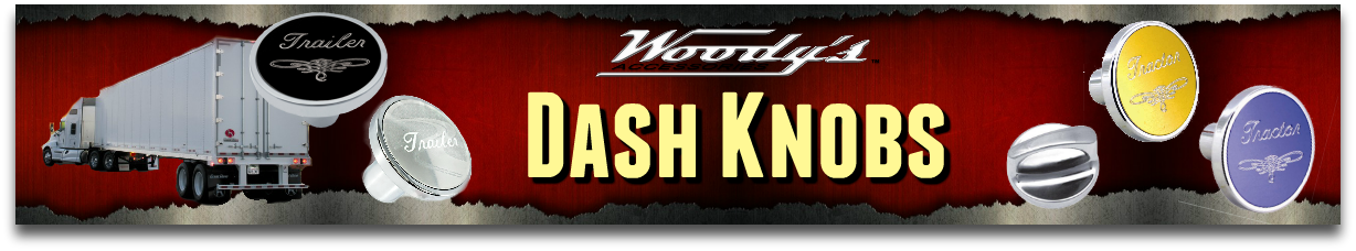 dash knobs