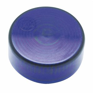 """2"""" ROUND AUXILIARY, 9 DIODE, BLUE"""