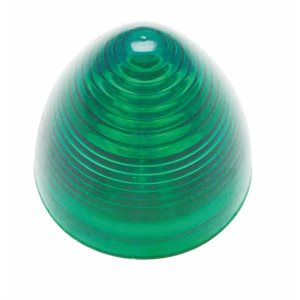 """2"""" ROUND, AUXILIARY BEEHIVE LIGHT, 9 DIODES-GREEN"""