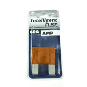 INTELLIGENT FUSE, AMP MAXI BLADE SERIES, 1-PACK, 40 AMP