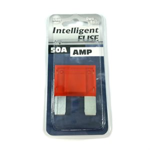 INTELLIGENT FUSE, AMP MAXI BLADE SERIES, 1-PACK, 50 AMP
