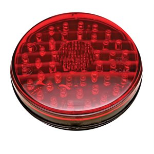 """4"""" ROUND STOP / TURN / TAIL, 52 LED"""