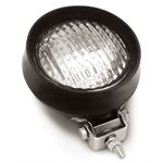 "4"" RUBBER WORK LIGHT-FLOOD"