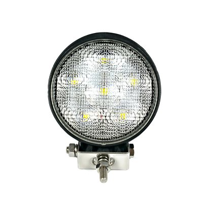 LED WORK LIGHT, 6 LED-FLOOD