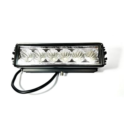 "7.9"" OFF-ROAD, SINGLE ROW LED LIGHT BAR,1350 LUMEN, SPOT"