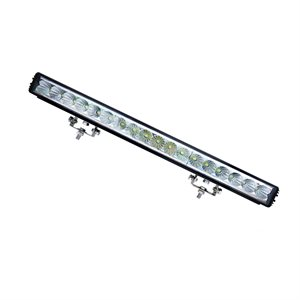 "21.1"" OFF-ROAD,SINGLE ROW LED LIGHT BAR,4050 LM, SPOT"