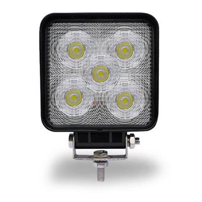 LED WORK LIGHT, 5 LED- SPOT
