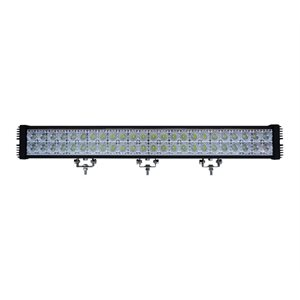 "33"" OFF-ROAD, LIGHT BAR, LED, DOUBLE ROW, 10,800LM-SPOT / FLOOD COMBO"