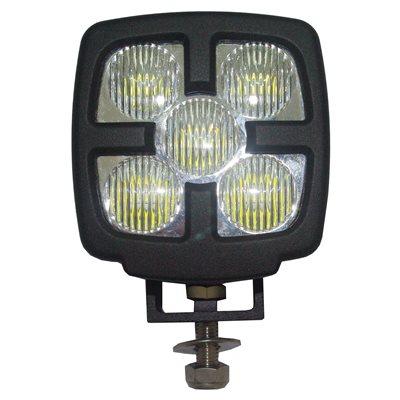 LED WORK LIGHT, 2200 LM, FLOOD