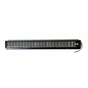 UTILITY BLK EXTERIOR LIGHT, 2 Ft, ANGLED, 8100LMs