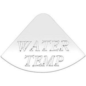 FREIGHTLINER GAUGE EMBLEM, WATER TEMP - FLD CLASSIC