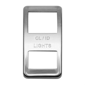 WESTERN STAR SWITCH COVER, CLEARANCE / ID LIGHTS