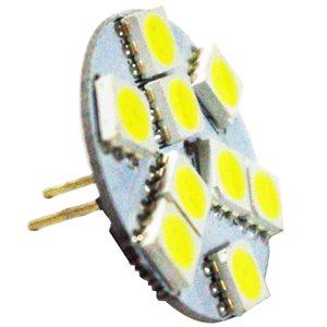 LED BULB, G-4 REAR PINS, 5500K