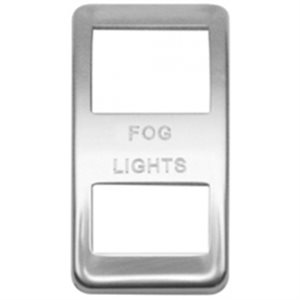 WESTERN STAR SWITCH COVER,FOG LIGHTS