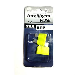 INTELLIGENT FUSE, ATP BLADE SERIES, 2-PACK, 20 AMP