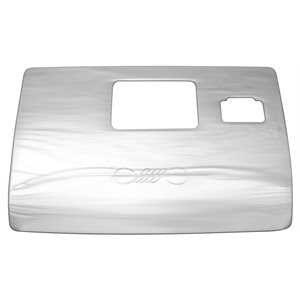PETERBILT STEEL GLOVE BOX COVER, FOR ERGONOMIC DASH-AMERICAN CLASS (SQ.)