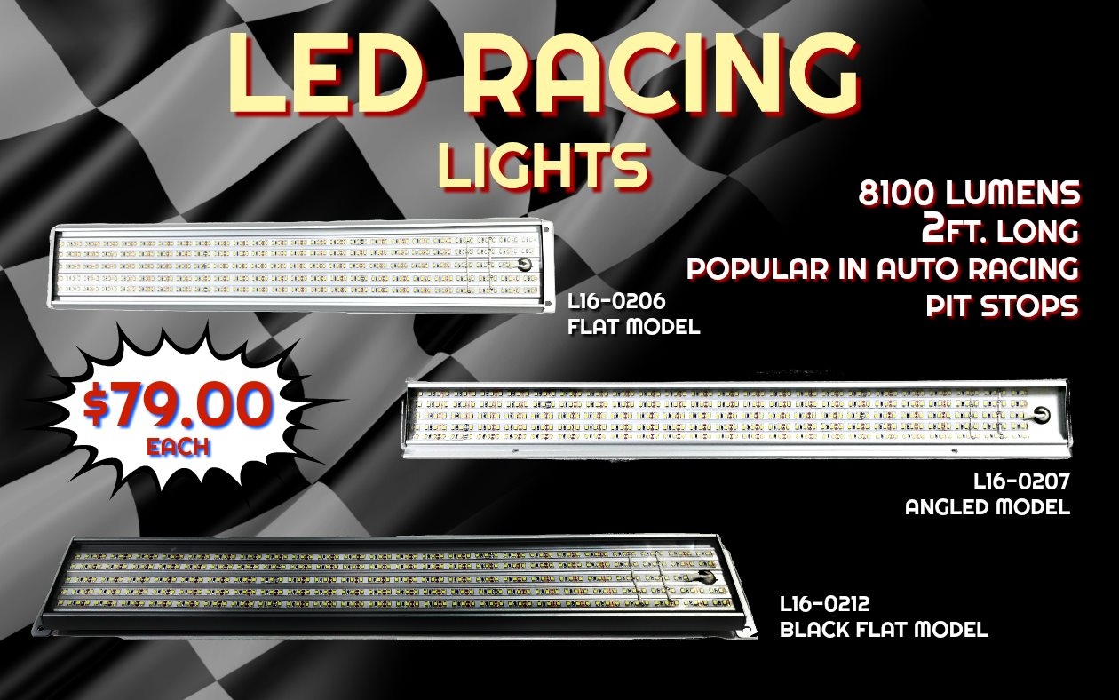 RACING lights