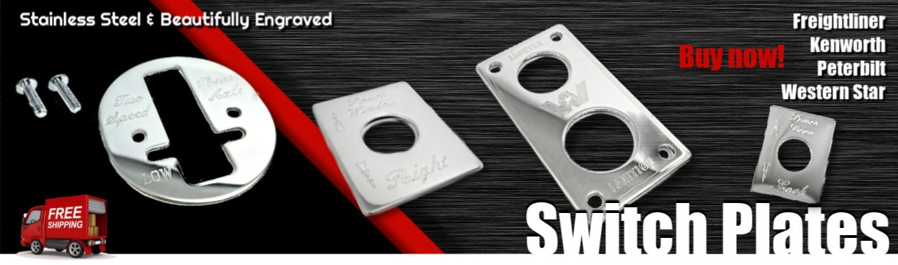 18 Wheeler, Big Rig & Semi | Truck Accessories | Woodys